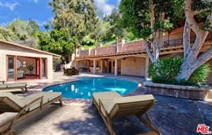 Photo of 1324 BENEDICT CANYON Drive, Beverly Hills, CA 90210 (MLS # 19446648)