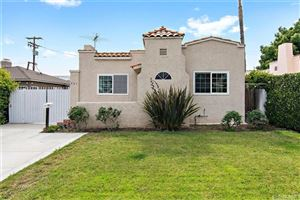 Photo of 721 North ORANGE GROVE Avenue, Los Angeles , CA 90046 (MLS # SR19129650)