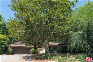 Photo of 3439 MANDEVILLE CANYON Road, Los Angeles , CA 90049 (MLS # 19497678)