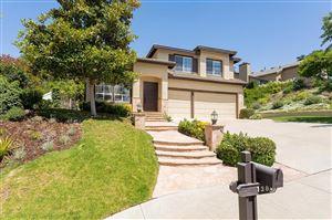 Photo of 1387 OAKRIDGE Court, Thousand Oaks, CA 91362 (MLS # 219010693)