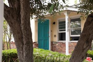 Photo of 1000 HARDING Avenue, Venice, CA 90291 (MLS # 19492696)