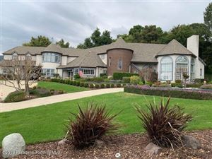 Photo of 1745 HOLLYHILL Lane, Glendora, CA 91741 (MLS # 819001737)