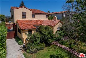 Photo of 6327 MARYLAND Drive, Los Angeles , CA 90048 (MLS # 19456744)