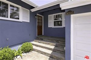 Photo of 14505 West SUNSET, Pacific Palisades, CA 90272 (MLS # 19466748)