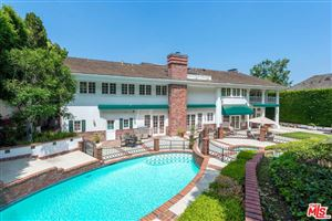 Photo of 1255 BENEDICT CANYON Drive, Beverly Hills, CA 90210 (MLS # 19476762)