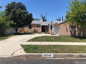 Photo of 18343 CALVERT Street, Tarzana, CA 91335 (MLS # SR19133791)