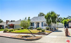 Photo of 605 North SUNNYSLOPE Avenue, Pasadena, CA 91107 (MLS # 19499832)