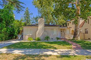 Photo of 1228 MONCADO Drive, Glendale, CA 91207 (MLS # 319002840)