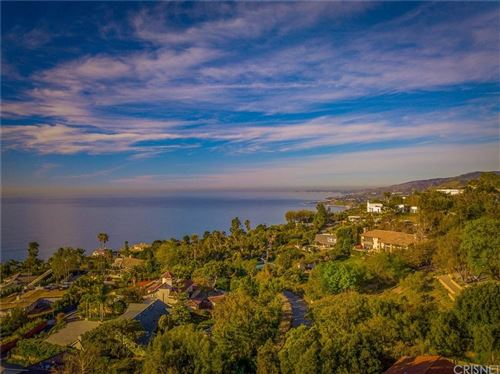 Photo of 20713 ROCKCROFT Drive, Malibu, CA 90265 (MLS # SR19201849)