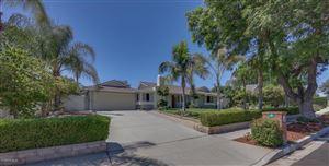 Photo of 12 West AVENIDA DE LAS FLORES, Thousand Oaks, CA 91360 (MLS # 219010855)