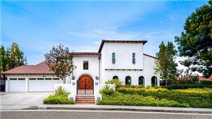 Photo of 3949 VISTA LINDA Drive, Encino, CA 91316 (MLS # SR19176879)