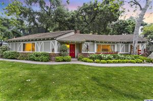 Photo of 3040 East CHEVY CHASE Drive, Glendale, CA 91206 (MLS # 319001885)