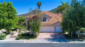 Photo of 2564 KIRSTEN LEE Drive, Westlake Village, CA 91361 (MLS # 219006890)