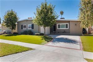 Photo of 17144 BULLOCK Street, Encino, CA 91316 (MLS # SR19200892)