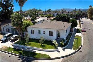 Photo of 17740 MARTHA Street, Encino, CA 91316 (MLS # SR19219901)