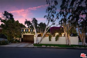 Photo of 548 DRYAD Road, Santa Monica, CA 90402 (MLS # 19477906)