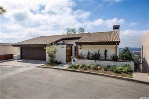 Photo of 856 HARRINGTON Road, Glendale, CA 91207 (MLS # 319001927)