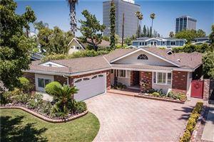 Photo of 4542 COLLETT Avenue, Encino, CA 91436 (MLS # SR19182961)