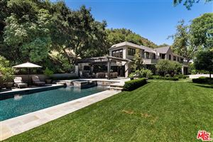 Photo of 1857 BENEDICT CANYON Drive, Beverly Hills, CA 90210 (MLS # 19502992)