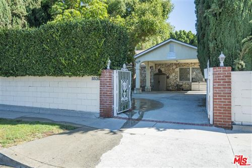 Photo of 5536 TYRONE Avenue, Sherman Oaks, CA 91401 (MLS # 19510994)