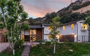 Photo of 3831 SAINT JOHNSWOOD Drive, Woodland Hills, CA 91364 (MLS # SR19131994)