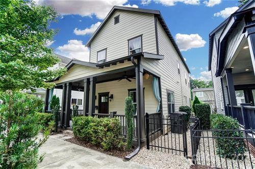 Photo of 3217 N McDowell Street, Charlotte, NC 28205-1552 (MLS # 3773031)