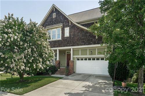 Photo of 5813 Mctaggart Lane, Charlotte, NC 28269-5217 (MLS # 3754289)