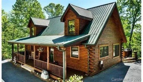 Photo of 445 Swans Way, Lake Lure, NC 28746 (MLS # 3568298)