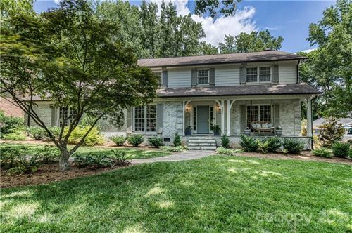 Photo of 3011 Chaucer Drive, Charlotte, NC 28210-4810 (MLS # 3679487)