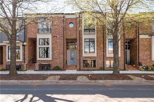 Photo of 456 E 33rd Street #Unit 22, Charlotte, NC 28205 (MLS # 3546522)