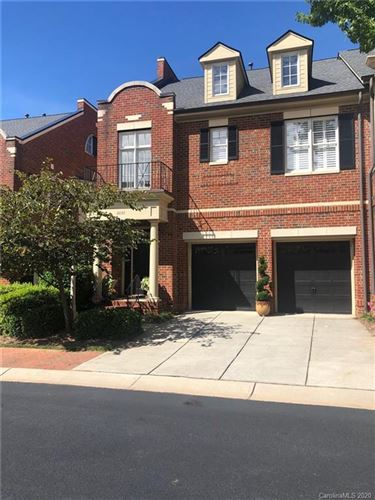 Photo of 6838 Louisburg Square Lane #9, Charlotte, NC 28210-4313 (MLS # 3665536)
