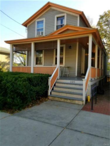 Photo of 220 Hawley Avenue, Syracuse, NY 13203 (MLS # S1301301)