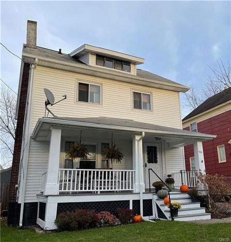 Photo of 165 Clifton Place, Syracuse, NY 13206 (MLS # S1308782)