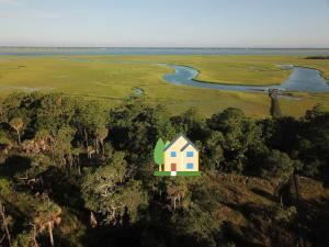 Photo of 266 Old House Lane Lot 120, Dewees Island, SC 29451 (MLS # 18029433)