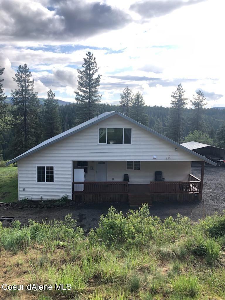 Photo of 997 Bigelow Mill Rd, Santa, ID 83866 (MLS # 21-5227)