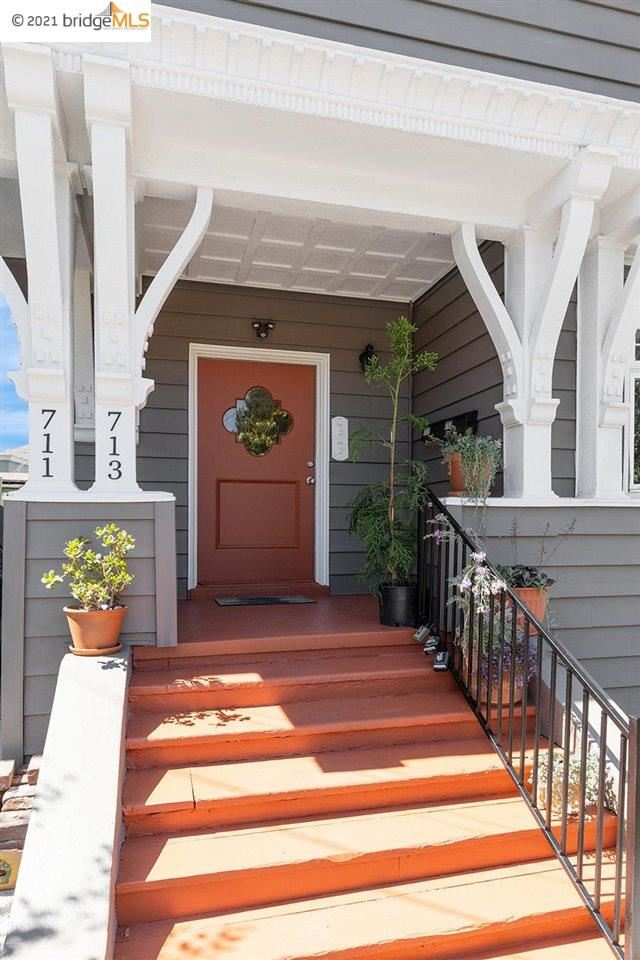 Photo of 711 33Rd St, OAKLAND, CA 94609 (MLS # 40955072)