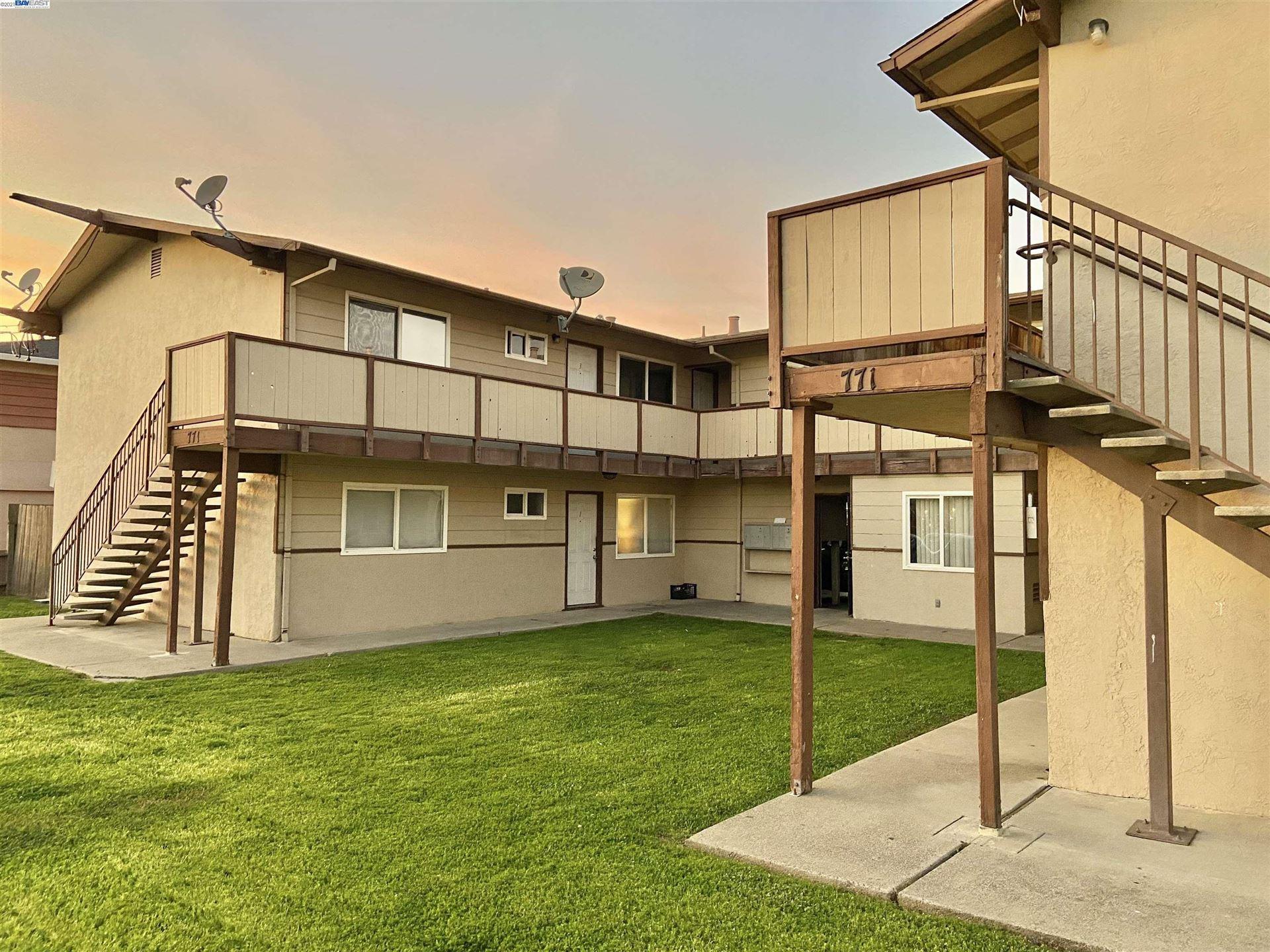 Photo of 771 Memorial, HAYWARD, CA 94541 (MLS # 40966266)