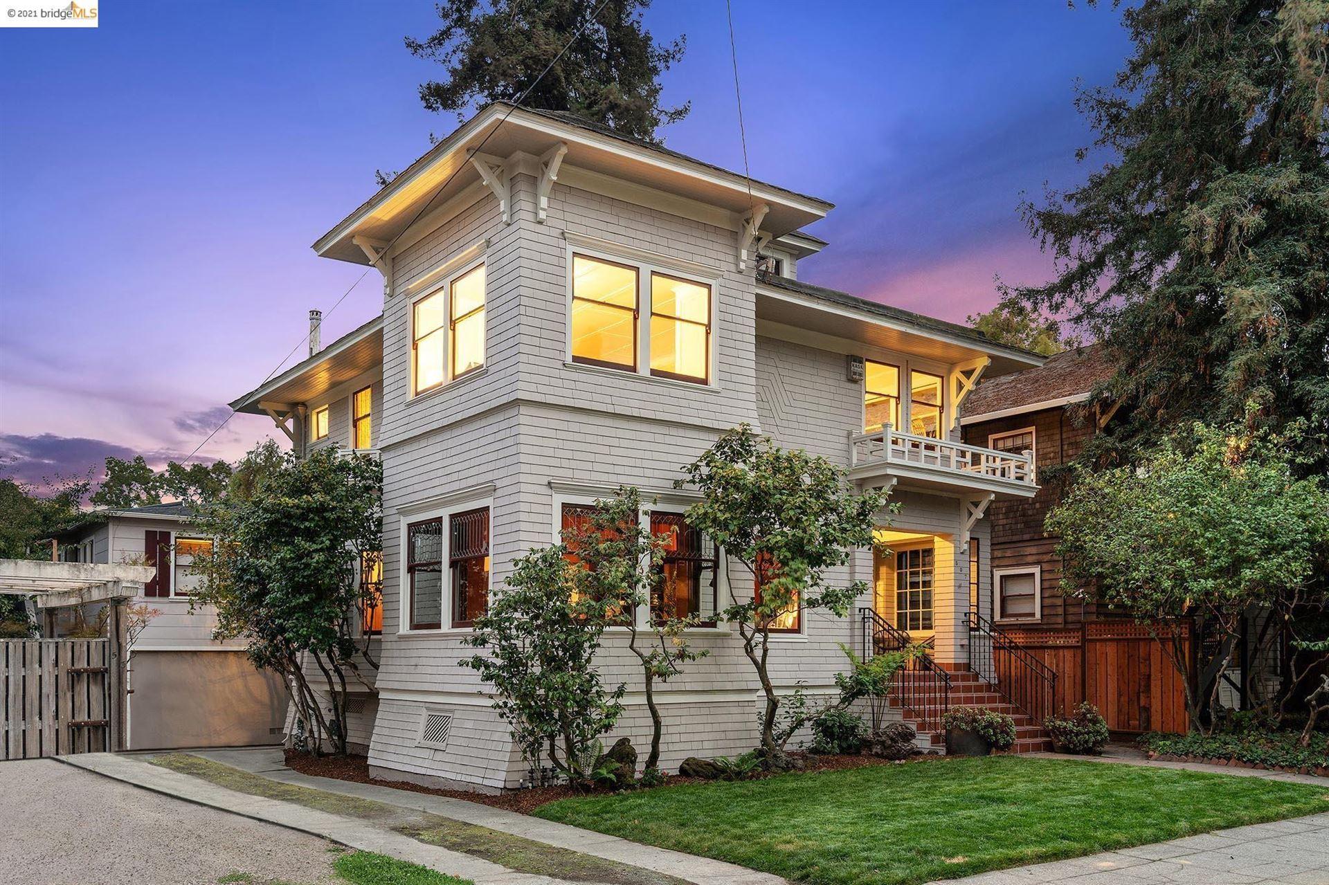 Photo of 507 Van Buren Ave, OAKLAND, CA 94610 (MLS # 40968475)