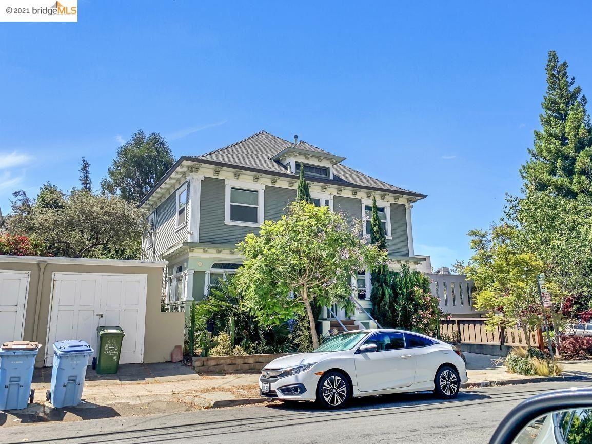 Photo of 2410 Russell St, BERKELEY, CA 94705 (MLS # 40967533)