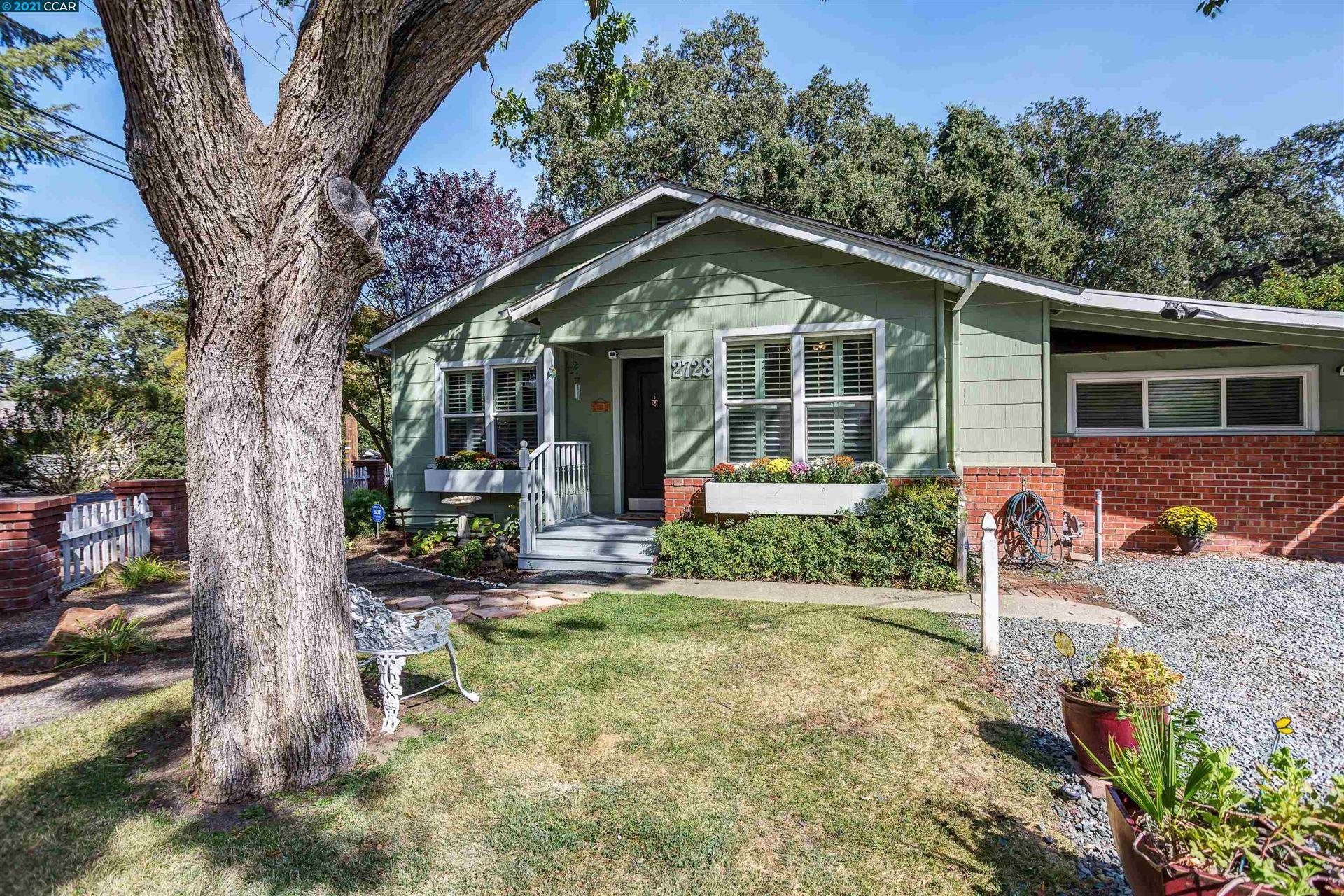 Photo of 2728 Cherry Ln, WALNUT CREEK, CA 94597 (MLS # 40968646)