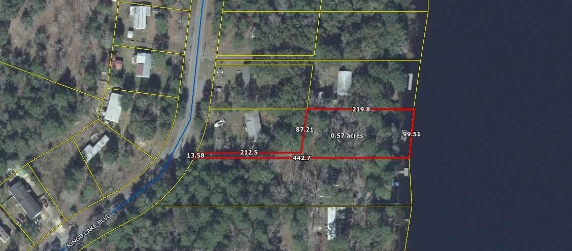 Photo of Lot 33 King Lake Boulevard, Defuniak Springs, FL 32433 (MLS # 847326)