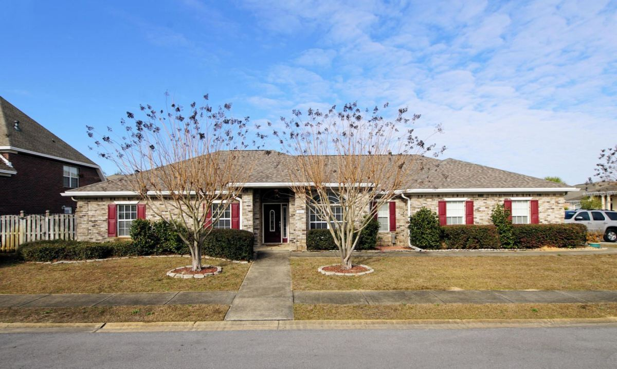 Photo of 1601 Londonderry Cove, Fort Walton Beach, FL 32547 (MLS # 847349)