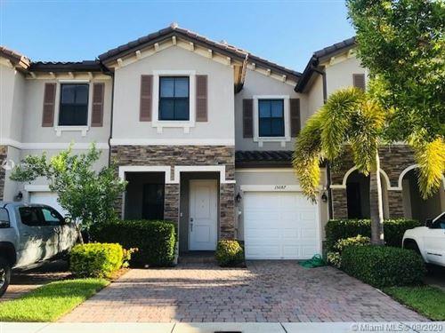 Photo of 15087 SW 118th Ln, Miami, FL 33196 (MLS # A10909030)