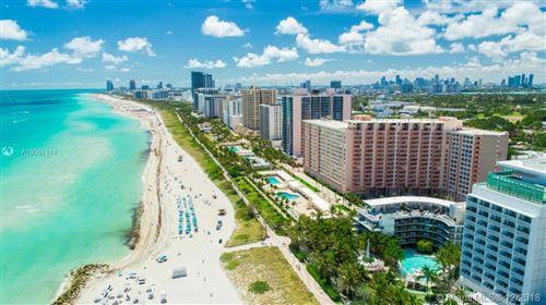 Photo of 2899 Collins Ave #1247, Miami Beach, FL 33140 (MLS # A10501114)