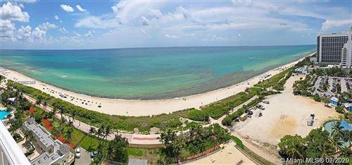 Photo of 4747 Collins Ave #PH05, Miami Beach, FL 33140 (MLS # A10866307)