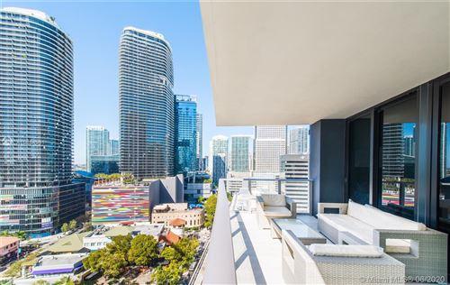 Photo of 1010 Brickell Ave #1811, Miami, FL 33131 (MLS # A10884591)