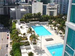 Photo of 950 Brickell Bay Dr #1811, Miami, FL 33131 (MLS # A10367633)