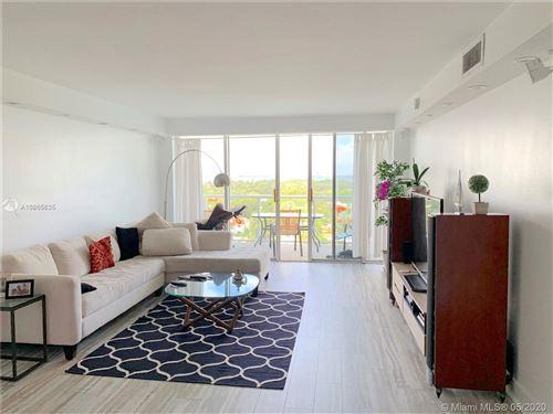 Photo of 5750 Collins Ave #11D, Miami Beach, FL 33140 (MLS # A10865635)