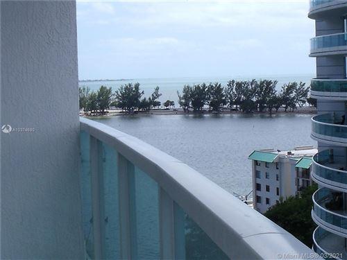 Photo of 2101 BRICKELL AV #811, Miami, FL 33129 (MLS # A10374680)