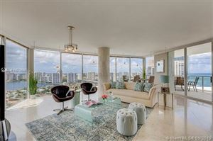 Photo of 18671 Collins Ave #PH3104, Sunny Isles Beach, FL 33160 (MLS # A10573686)